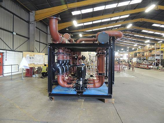 pipework modules